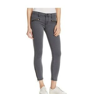 Current/Elliot Soho zip stilleto skinny jean